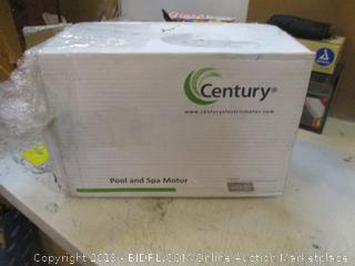 Century Pool and Spa Motor