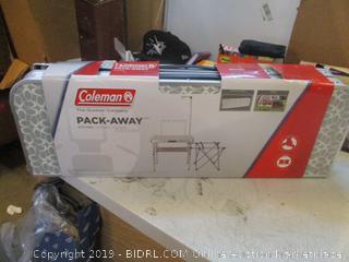Coleman Pack Away