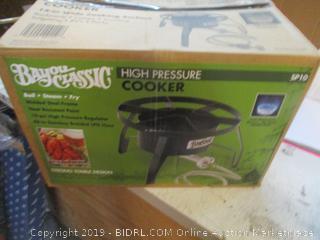 Bayoo Classic High Pressure Cooker
