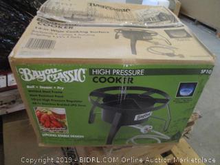 Bayou Classic High Pressure Cooker