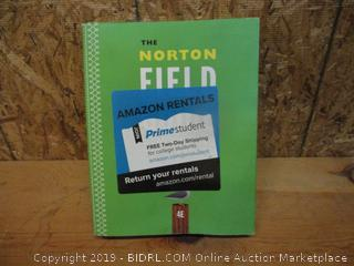 The Norton Field Guide To Writing with Reading