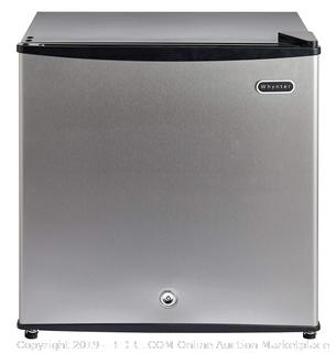 Whynter CUF-112SS 1.1 cu. ft. Energy Star Upright Lock-Stainless Steel Freezer, (online $175)