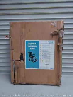 Vive Foldable Wheelchair Transport