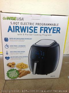 Digital Air Fryer (online $74)
