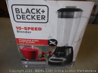 BLACK & DECKER BLENDER