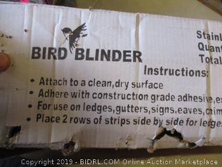 BIRD BLINDER