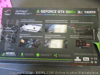STRIX GAMING GRAPHICS CARD