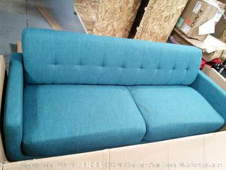 Higbee Modular Sofa (Stains and scuff on back