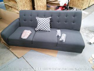Left Facing 3 Seat Sofa