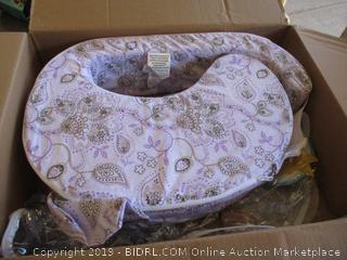 MY BREST FRIEND BREASTFEEDING SUPPORT PILLOW