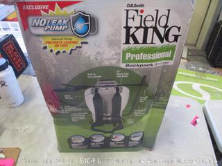 FIELD KING BACKPACK SPRAYER