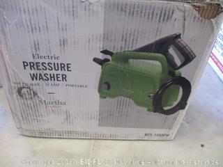 MARTHA ELECTRIC PRESSURE WASHER