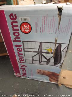 Feisty Ferret Home