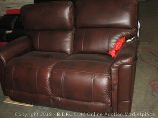 Double Power Recliner  Powers On