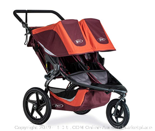 BOB Revolution Flex 3.0 Duallie Jogging Stroller, Sedona Orange (Online $639)