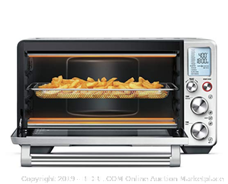 Breville BOV900BSS Convection and Air Fry Smart Oven Air, Brushed Stainless Steel (Online $390)