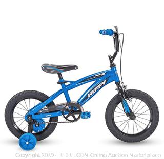 Huffy Moto X Boys Bike Training Wheels (online $95-$105)