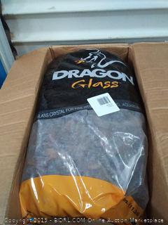 Dragon Glass 25lbs Landscape Rock (online $51)