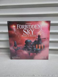 Forbidden Sky(Hole in Box)