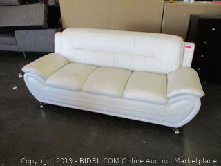 White Sofa (Please Preview)