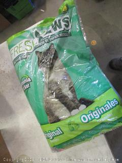 Recycled Paper Cat Litter