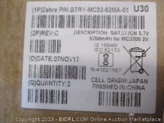 Battery, LI-Ion 3.7V