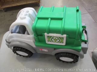 Plastic Toys Recycling Truck