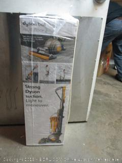 Dyson vacuum- factory sealed