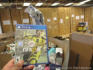 PS4 FIFA 17