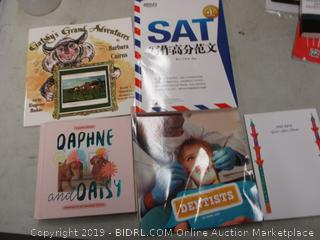 Misc Books See Pics