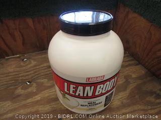 Lean Body Protein