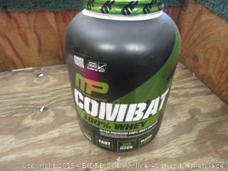 Combat 100% Whey Protein Powder