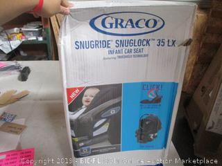 Graco Snugride Snuglock 35 LX
