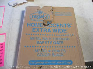 Extra Wide Safety GAte