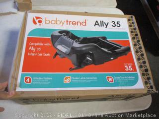 Baby Trend Ally 35 Carseat Base