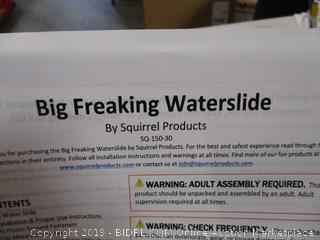 Big Freaking Waterslide