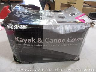 Kayak and Canoe Cover