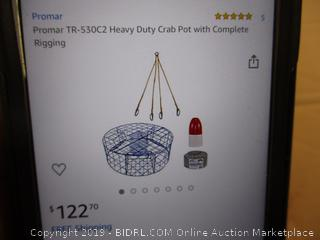 Heavy Duty Crab Pot Kit