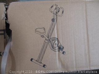 Xterra Fold Up Bike
