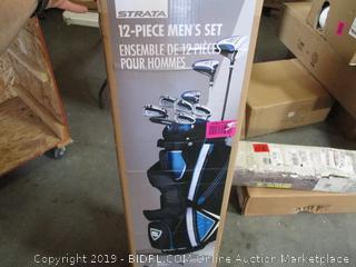 Strata 12 Piece Golf Set