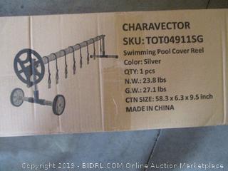 Swimming Pool Cover Reel