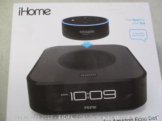 iHome Bedside Stereo Speaker System