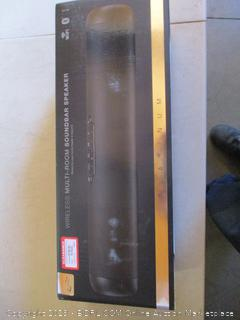 Wireless Soundbar Speaker