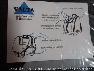 Valta Gear Backpack
