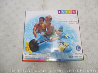 Intex Ride On Water Gun Plane