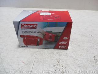 Coleman Quickpump