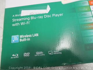 Sony Streaming Blu-Ray Disc Player