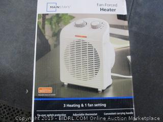 3 in1 Forced Heater