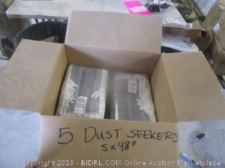 """5 Dust Seekers 5x48"""""""