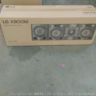 LG XBOOM Mini Hi Fi System